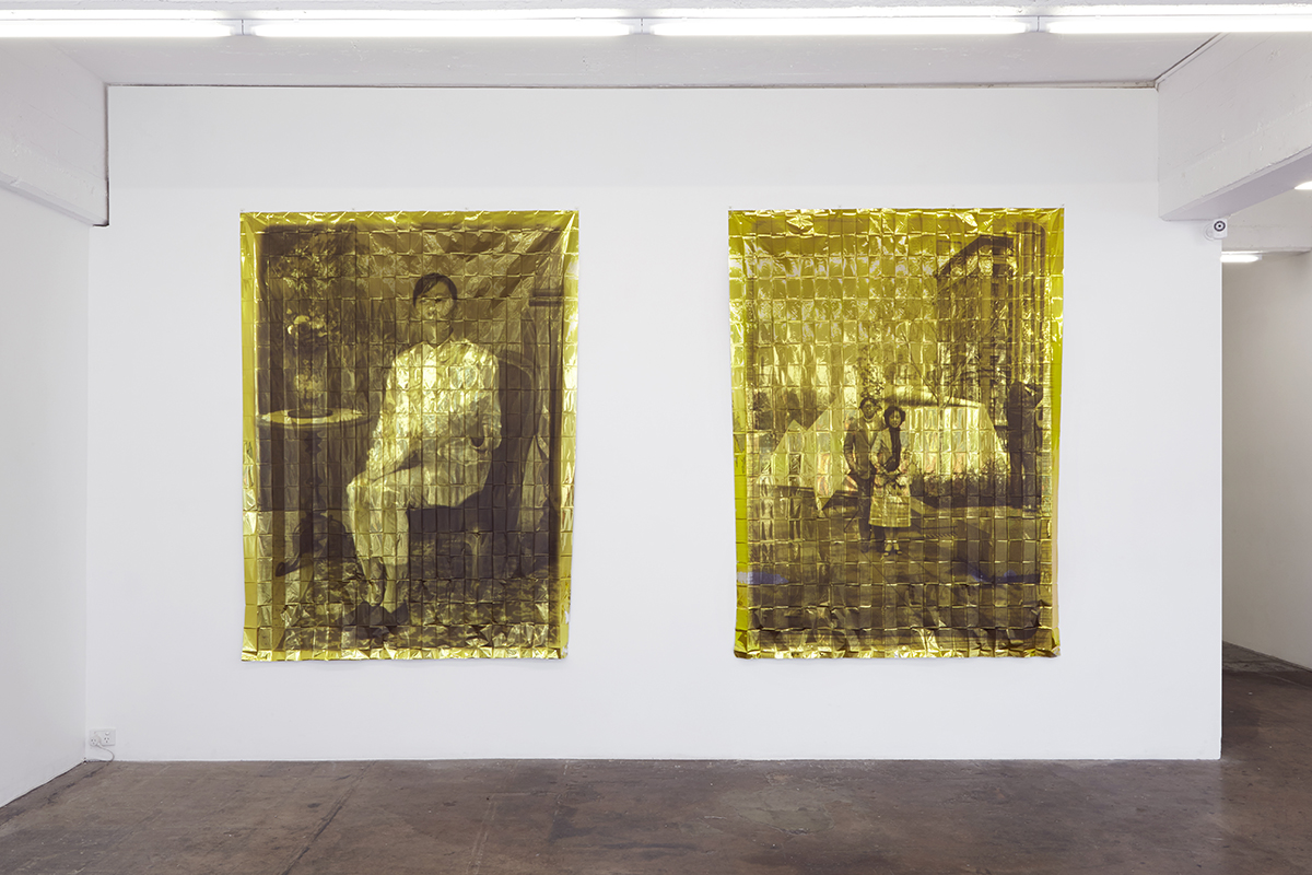 Eugenia Lim, Bus projects, Yellow Peril, Nimby School house studios